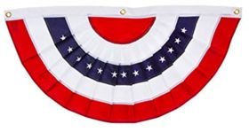 Image of a 7' Flag Bunting