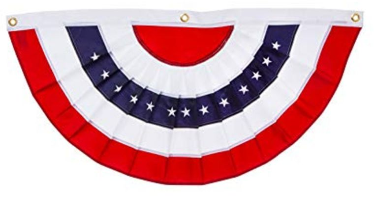 Picture of a 7' Flag Bunting
