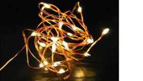 Image of a 15' Twinkly Starry Lights - Battery Operated