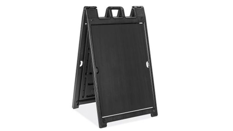 """Picture of a Sandwich Board Sign  24""""x 35"""" Double -Sided"""