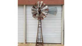 Image of a Antique Windmill
