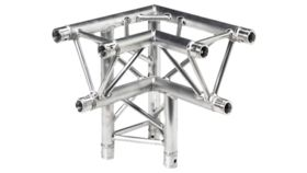Image of a 3-Way Right Corner Truss