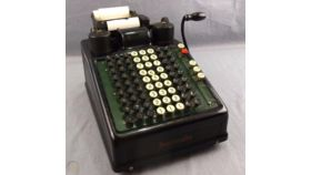 Image of a Adding Machine