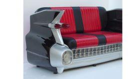 Image of a 1959 Cadillac Sofa