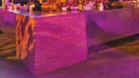 Image of a Ductwork Bar - Brick Corners