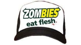 Image of a Zombie Hat