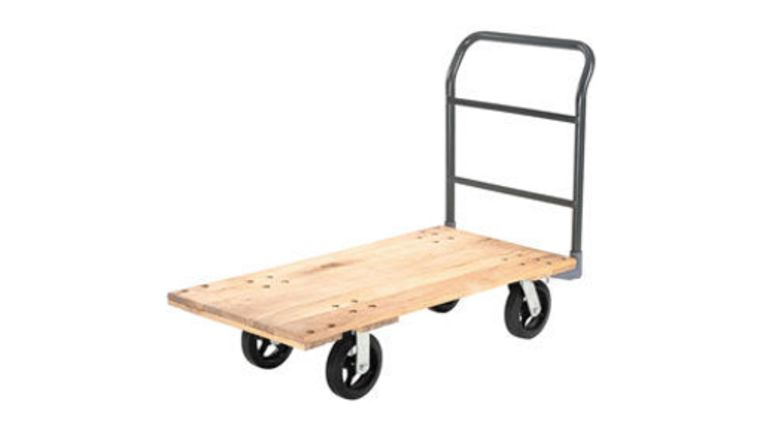 Picture of a Flatbed Cart