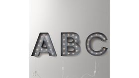 Image of a Vintage Illuminated Letter (B)