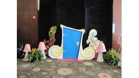 Image of a Alice in Wonderland Door