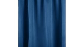 Image of a 20' Blue Velour Drape Panel