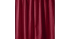 Image of a 20' Cherry Princess Velour Drape Panel