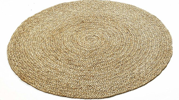 Picture of a 5' Round Rug - Jute