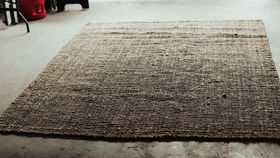 Image of a Jute Area Rug