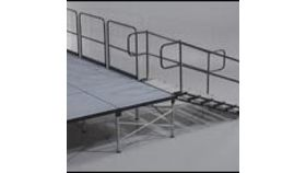 Image of a Stage stairs
