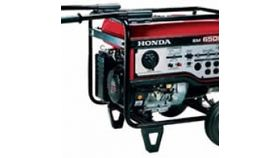 Image of a 5500 Watt generator