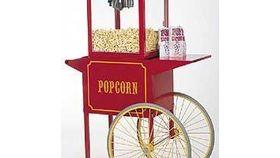 Image of a Popcorn cart