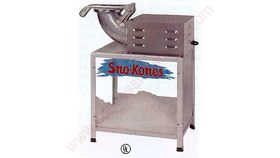 Image of a Snow cone machine