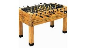 Image of a Foosball table 4 player.