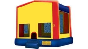 Image of a Bounce house 15 x15
