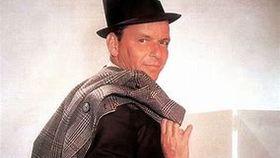 Image of a Frank Sinatra singer.