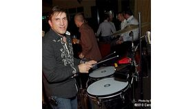 Image of a Live Percussionist
