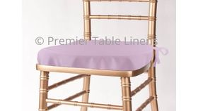Image of a Lavender Chair Cushion Cover