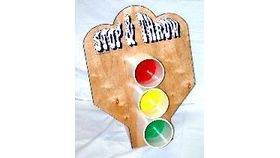 Image of a Stop & throw.