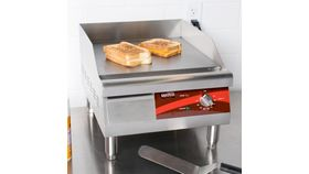 Image of a Electric griddle.