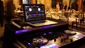 Image of a DJ/MC One man wedding