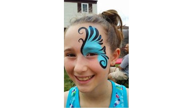Picture of a Face painter