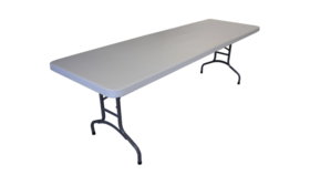 Image of a 8' Banquet Table