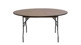 Image of a 4' Round Table