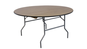Image of a 5' Round Table