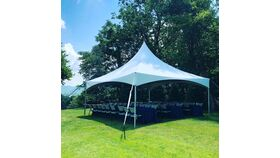 Image of a Pinnacle Tent - 20'x20'