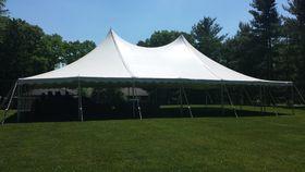 Image of a Premiere Tent - 40'x60'