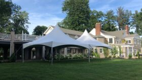 Image of a Pinnacle Tent - 20'x40'