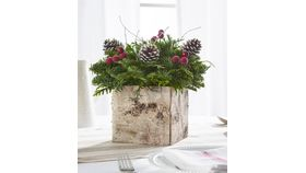 Image of a Birch Centerpiece-small