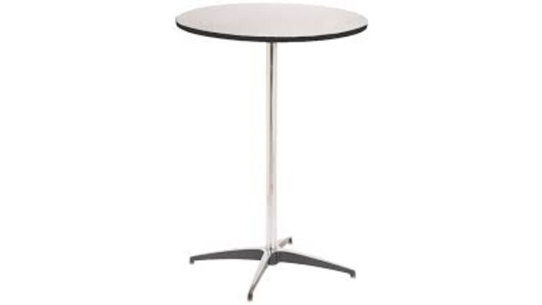 """Picture of a 36"""" Round Cocktail Table"""