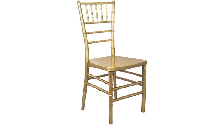 Picture of a Chiavari Chair - Gold