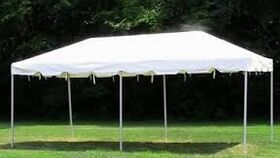 Image of a 10 x 20 Tent