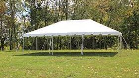 Image of a 10' x 40' Tent