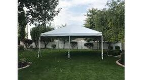 Image of a 10' x 20' Tent