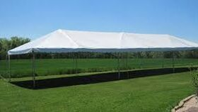 Image of a 10' x 60' Tent