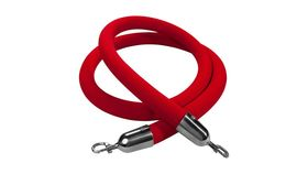 Image of a 8 ft Red Rope