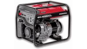 Image of a 4,000 W Generator