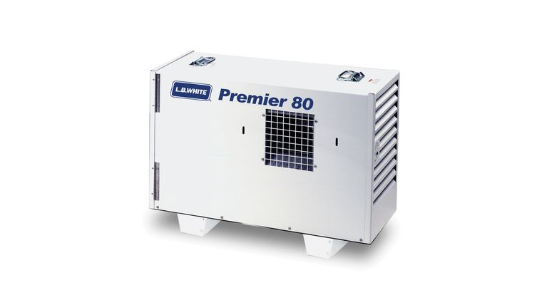 Picture of a 80 K Heater
