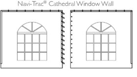 Image of a 8 x 20 Window Side Navi-Trac