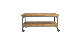 Image of a INDUSTRIAL COFFEE TABLE