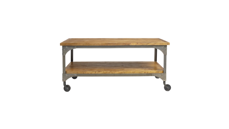 Picture of a INDUSTRIAL COFFEE TABLE
