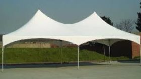 Image of a 20'' W 40'' L Festval Canopy